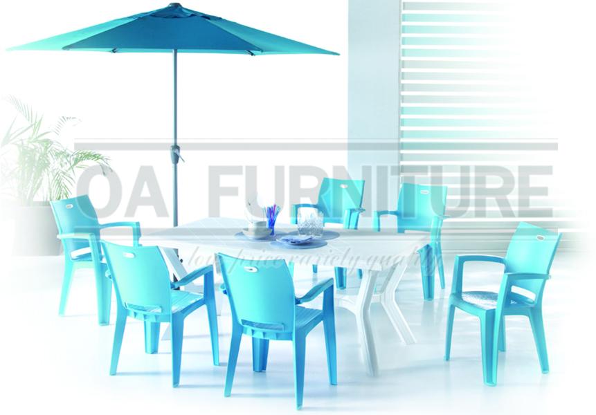 ชุดโต๊ะเก้าอี้ Carribe Denver