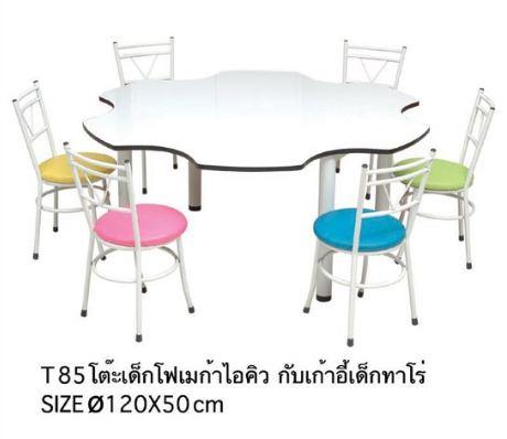 ชุดโต๊ะเก้าอี้เด็กนักเรียน ทาโร่